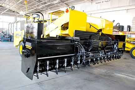 image of Rebuilt Chip Spreader Expandable Hopper