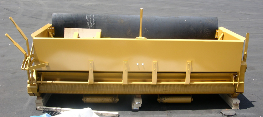 image of tailgate spreader front
